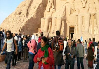 وزيرة السياحة: مشاركة متميزة للسفراء الأفارقة لمشاهدة تعامد الشمس على وجه رمسيس الثاني -          بوابة الشروق