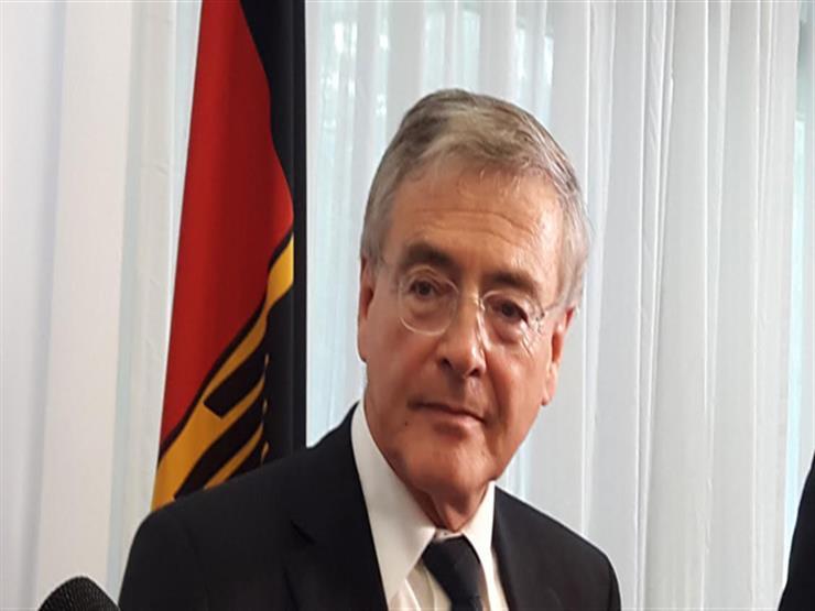السفير الألماني بالقاهرة - يوليوس جيورج لوي