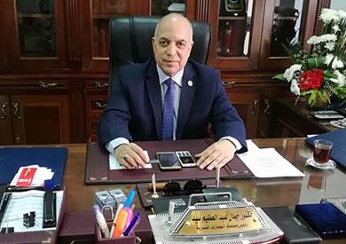 رئيس مصلحة الجمارك السابق جمال عبد العظيم،