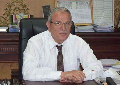 محافظ المنيا يناقش الاستعدادات لامتحانات الثانوية