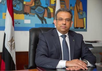 عصام الصغير رئيس مجلس إدارة البريد المصري