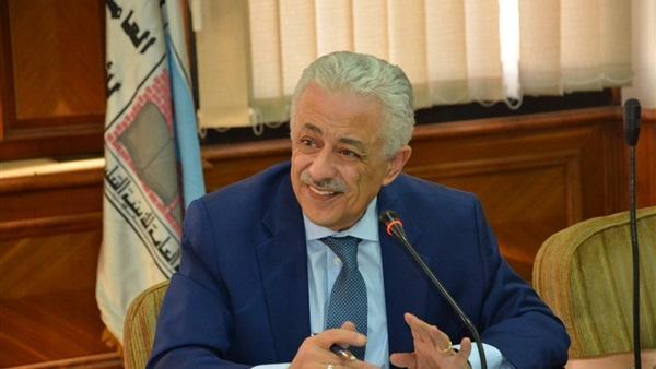 طارق شوقي- وزير التربية والتعليم