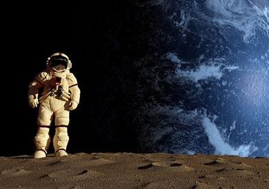 تقنية جديدة للطباعة المجسمة باستخدام خامات من الفضاء