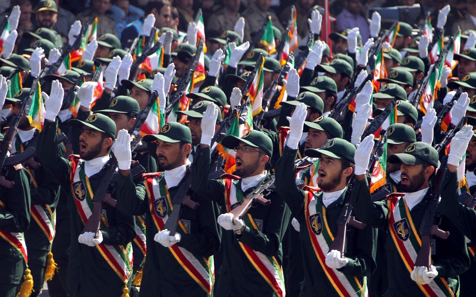 قوات فيلق القدس الإيراني - أرشيفية