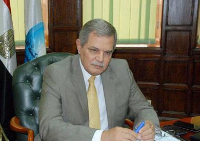 ممدوح رسلان رئيس الشركة القابضة لمياه الشرب