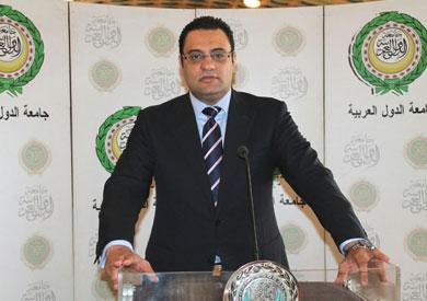 محمود عفيفي المتحدث باسم الأمين العام لجامعة الدول العربية