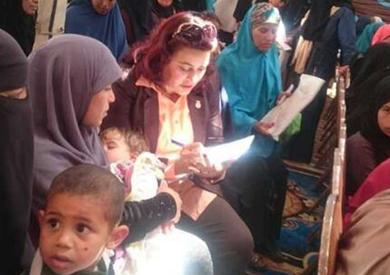 «القومي للمرأة بسوهاج» يبدأ تنفيذ المرحلة الثالثة من حملة طرق الأبواب