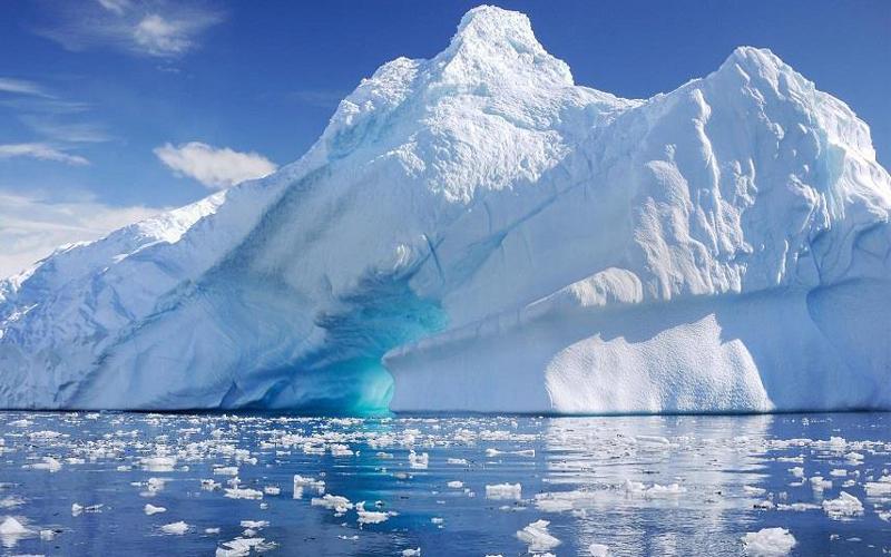 تأثيرات الدخول في العصر الجليدي