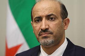 الشيخ أحمد الجربا