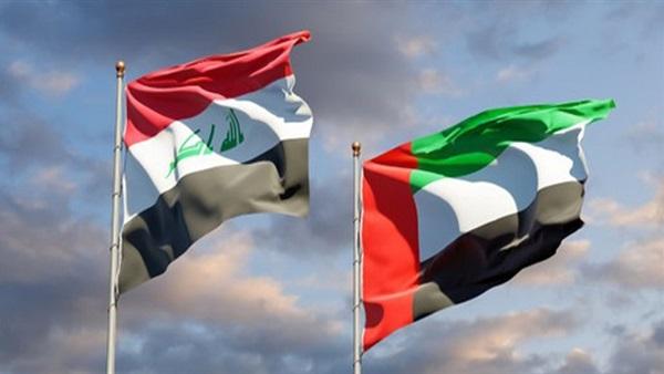 الإمارات والعراق تبحثان تعزيز التعاون المشترك في مجالات البنية التحتية
