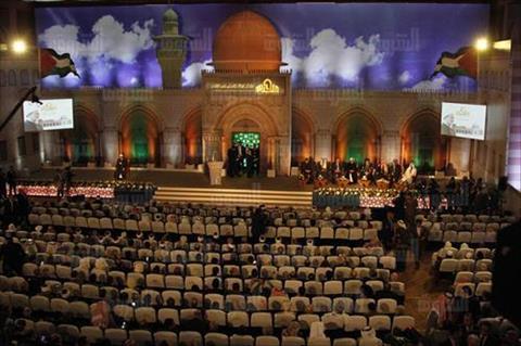 مؤتمر الازهر لنصرة القدس تصوير لبني طارق