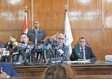 جلسة رفض طعن الحكومة فى قضية تيران وصنافير - تصوير رافى شاكر