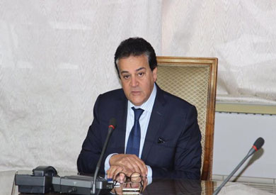 خالد عبد الغفار وزير التعليم العالي