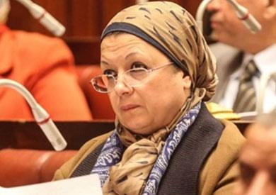 ماجدة نصر وكيل لجنة التعليم بمجلس النواب