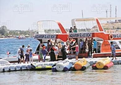 سياحة فى شرم الشيخ تصوير هبة الخولى<br/>