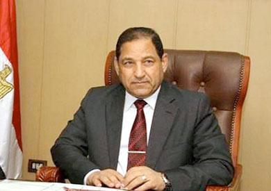 أحمد ضيف صقر محافظ الغربية