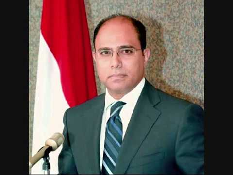 المتحدث الرسمي باسم وزارة الخارجية السفير - أحمد أبوزيد