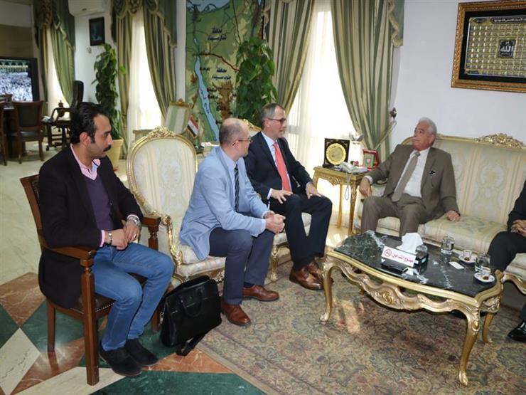 سفير دولة بولندا بالقاهرة يزور شرم الشيخ برا للتأكد من توافر الأمن والأمان -          بوابة الشروق