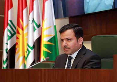 يوسف محمد رئيس برلمان إقليم كردستان