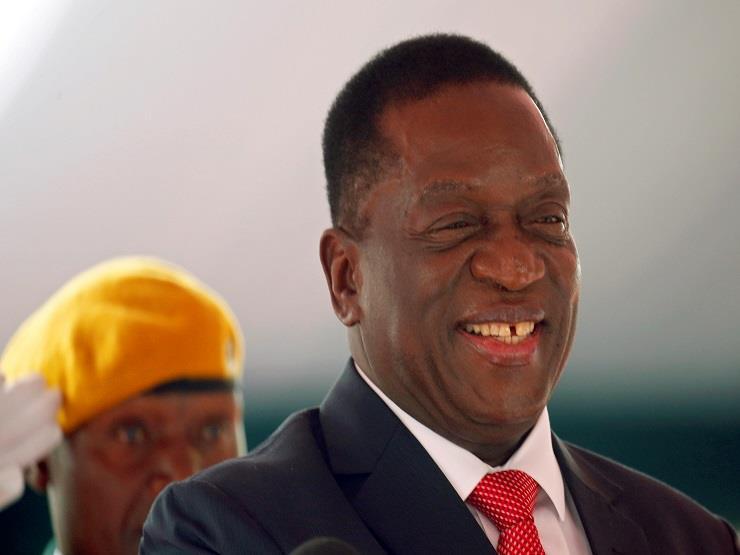 رئيس زيمبابوي - إيميرسون منانجاجوا