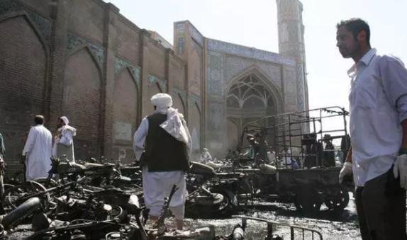 انفجار قرب مسجد أثناء صلاة الجمعة في باكستان.. وإصابة 8 على الأقل