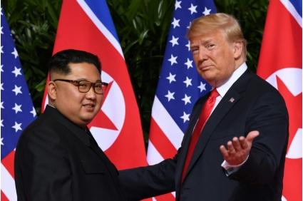 مباحثات هاتفية لترامب قبل قمة كوريا الشمالية في هانوي الأسبوع المقبل