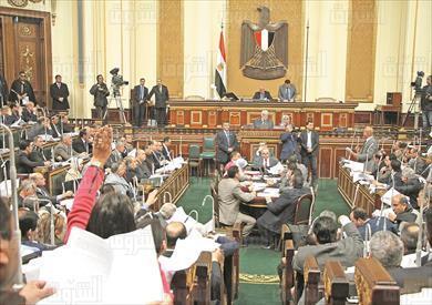 مجلس النواب  تصوير لبنى طارق