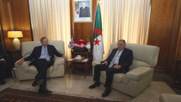 سفير بريطانيا بالجزائر: نتطلع إلى شراكة «الربح المشترك» -          بوابة الشروق