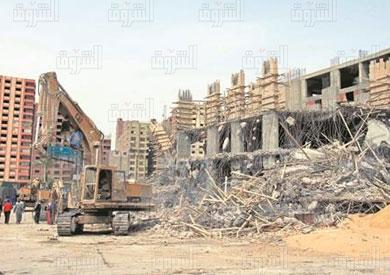 لمعادي خلف المحكمة الدستورية تصوير لبني طارق