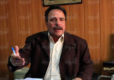 النائب جبالي المراغي، رئيس اتحاد عمال مصر