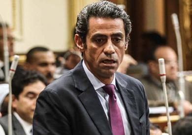 مصطفى الجندي عضو مجلس النواب