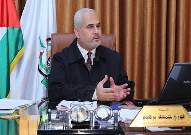 المتحدث باسم حماس فوزي برهوم