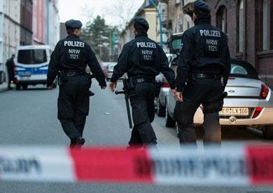 عناصر من الشرطة الألمانية - أرشيفية
