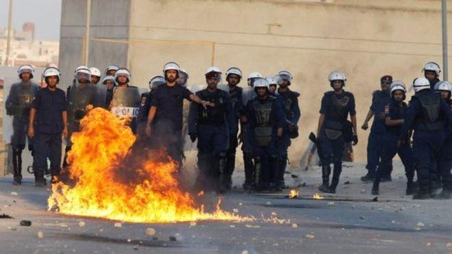 البحرين عدلت قوانين الجنسية عقب احتجاجات 2011<br/>
