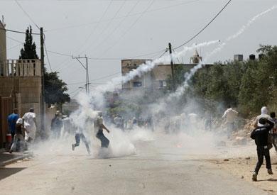 مواجهات مع قوات الاحتلال - أرشيفية