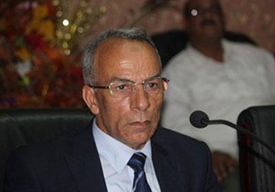 عبد الفتاح حرحور محافظ شمال سيناء