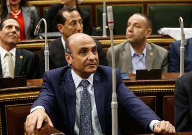 عمر مروان وزير شؤون مجلس النواب