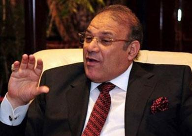 حسن راتب نائب رئيس الاتحاد العام للجمعيات التعاونية