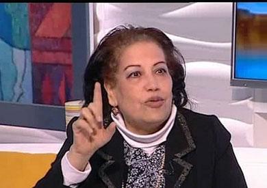 هدى زكريا عضو المجلس الأعلى لتنظيم الإعلام