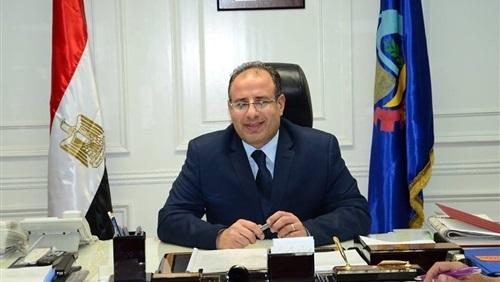 اللواء هشام شادي - السكرتير العام للمحافظة