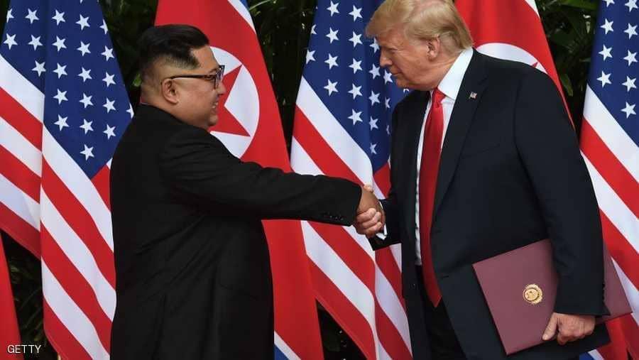 ترامب: لقاء زعيم كوريا الشمالية لن يكون الأخير