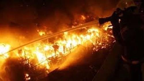 حريق يدمر 2500 هكتار من أراضي محمية للمحيط الحيوي جنوبي المكسيك