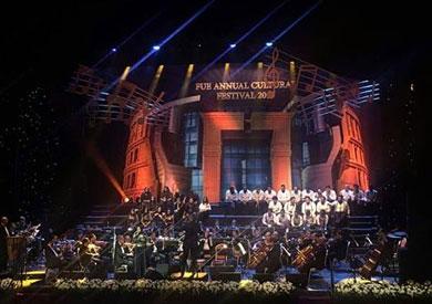 انطلاق مهرجان جامعة المستقبل الثقافي السنوي بدار الأوبرا