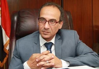 الدكتور هيثم الحاج علي رئيس الهيئة المصرية للكتاب