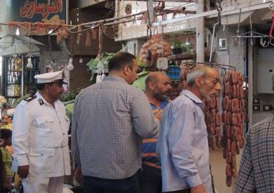 «التموين»: حملات يومية للتفتيش على الأسعار.. وتحرير 30 ألف مخالفة -          بوابة الشروق