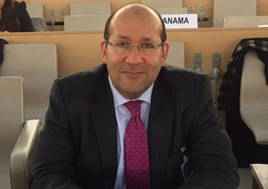 السفير هشام بدر، سفير مصر في إيطاليا