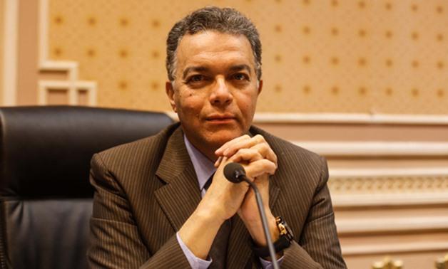 هشام عرفات وزير النقل والمواصلات