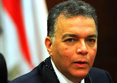 هشام عرفات - وزير النقل