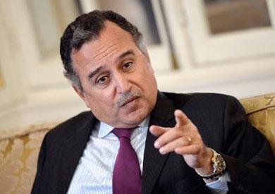 السفير نبيل فهمي وزير الخارجية الأسبق