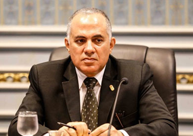 محمود عبد العاطي وزير الري